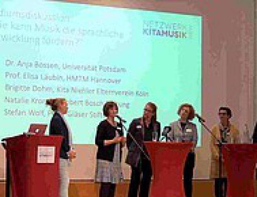 Netzwerktagung Kitamusik im Dortmunder Vokalzentrum